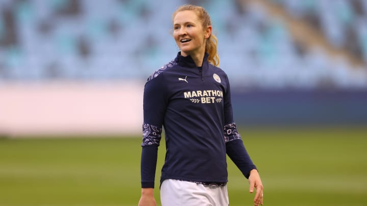 Sam Mewis was on the scoresheet as City beat Fiorentina 3-0