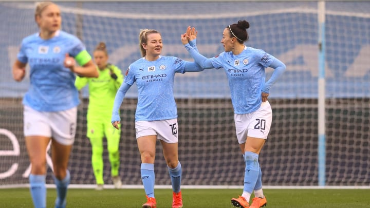 City beat Fiorentina in the Champions League last 16 first leg