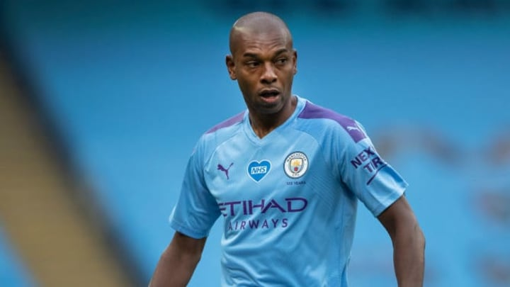 At 35 Fernandinho could soon hang up his boots