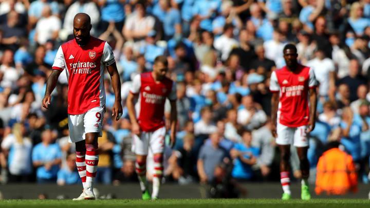 Gunners foram totalmente dominados pelo Manchester City na 3ª rodada da Premier League