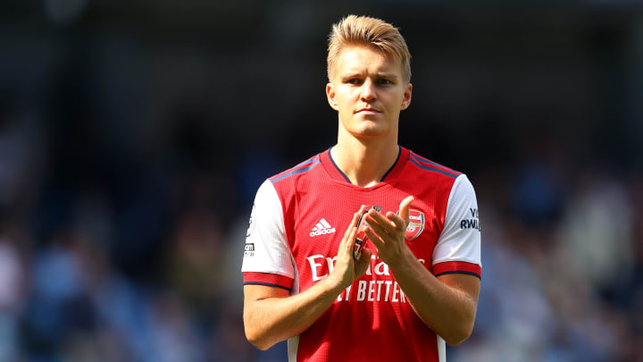 Arsenal signed Martin Odegaard for an initial £30m