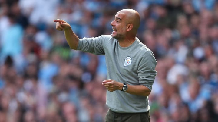 Pep Guardiola has won nine of his 11 matches against Southampton as Manchester City manager