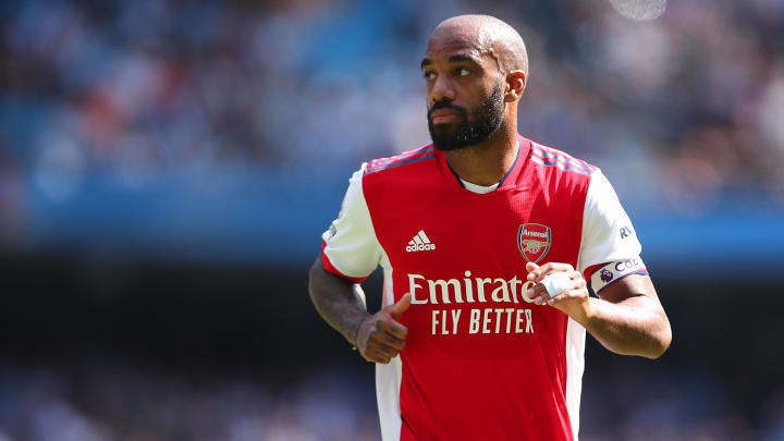 Alexandre Lacazette is increasingly likely to leave Arsenal when his contract expires next summer