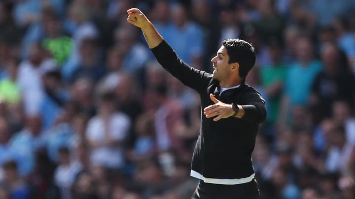 Arsenal manager Mikel Arteta is still searching for his first Premier League points of the season ahead of the visit of Norwich