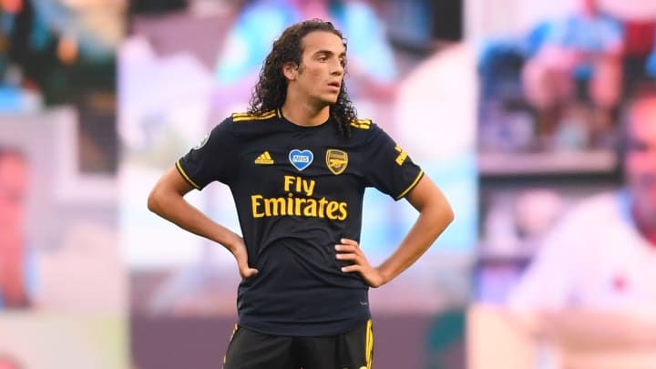 Marseille have signed Matteo Guendouzi on loan from Arsenal