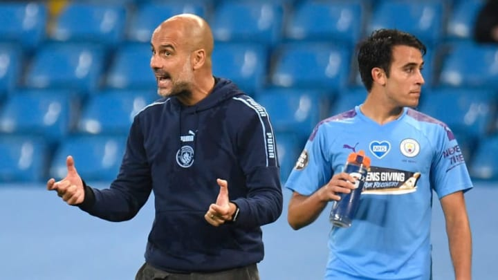 Pep Guardiola, Eric Garcia