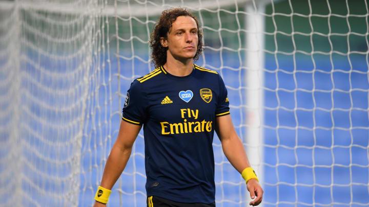 Arsenal : David Luiz prend ses responsabilités face à la presse et ...