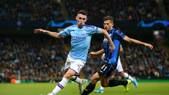 Phil Foden, Remo Freuler