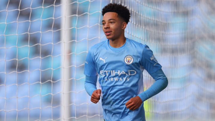Pep Guardiola hails 'incredible' Manchester City teenager