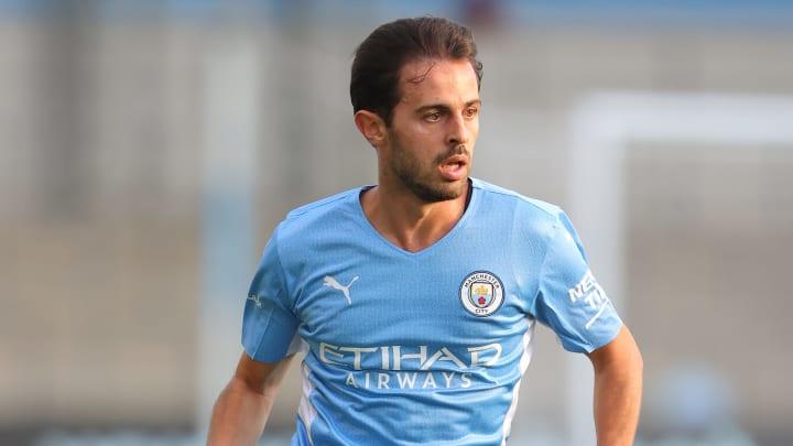 Bernardo Silva wants out of Man City