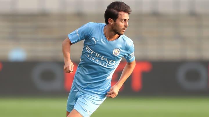 Bernardo Silva wants to leave Man City