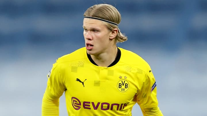 Borussia Dortmund are confident Erling Haaland will stay