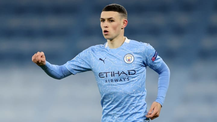 Foden has had a strong reaction to his fresh trim