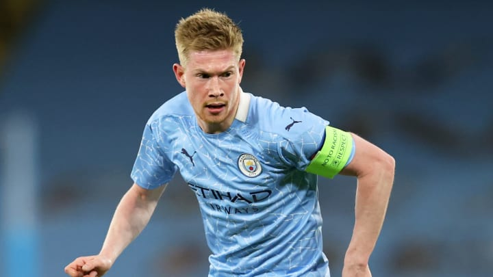 Kevin De Bruyne has committed his long-term future to Man City