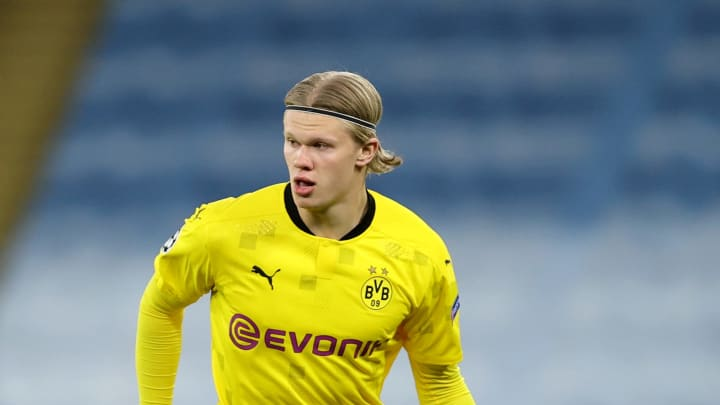 Almost all of Europe's top clubs have been linked with a move for Haaland