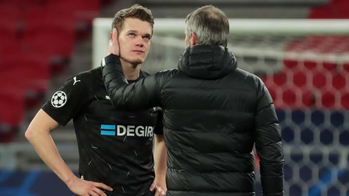 Die Borussia steht vor einem wegweisenden Spiel