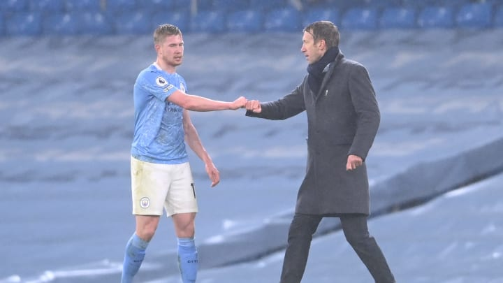 Manchester City vs Crystal Palace Odds, Prediction, Lines ...