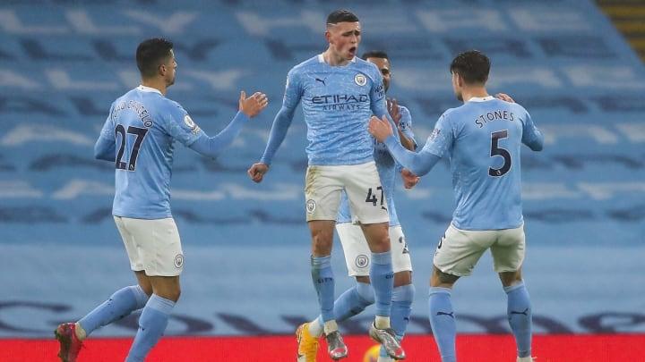 Manchester City 1-0 Brighton & Hove Albion