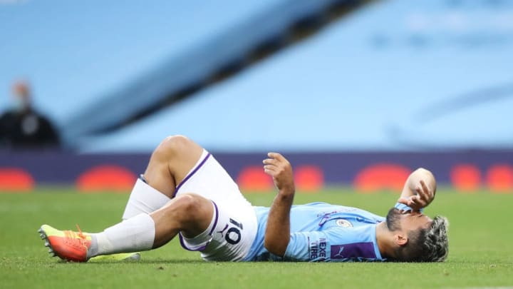 Aguero could miss at least 10 games in all competitions