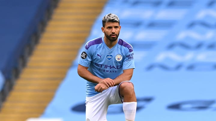 Inter could make an ambitious move for Manchester City striker Sergio Aguero