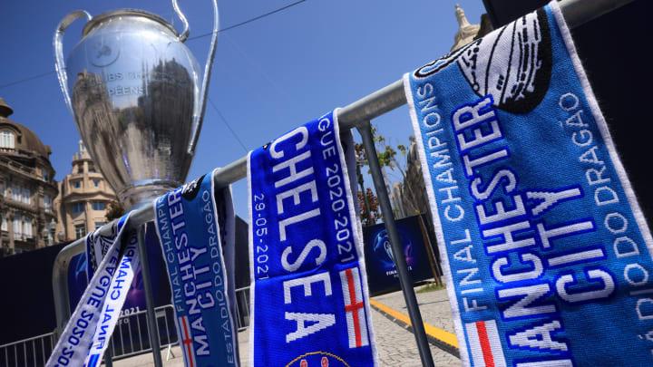 Ingleses fazem a final da Champions League