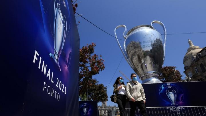 L'ultima finale di Champions League a Porto