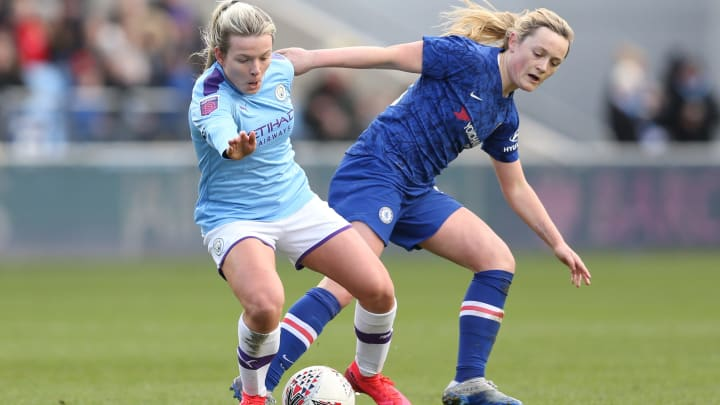The last time Chelsea and Manchester City met in the WSL they treated us to a 3-3 draw