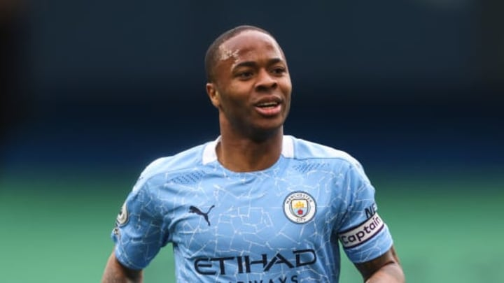 Raheem Sterling used to be the most expensive ever Englishman