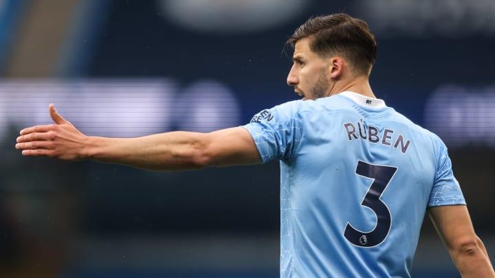 Ruben Dias has made a huge impact at Man City