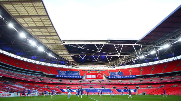 Wembley is one of the venues which could be used