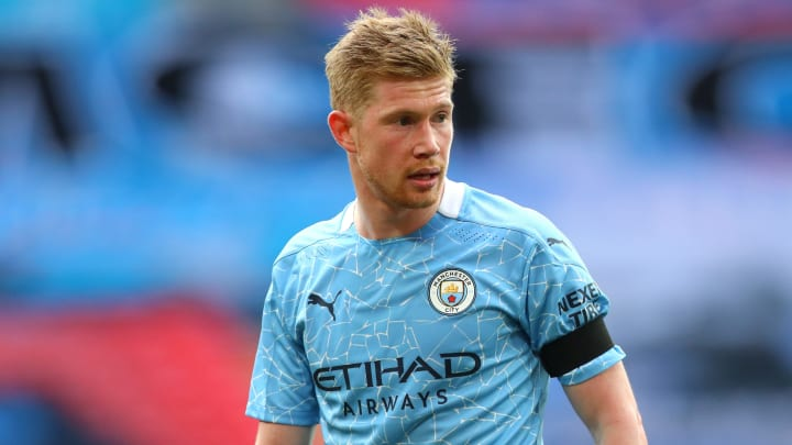 The latest on Kevin De Bruyne's ankle injury