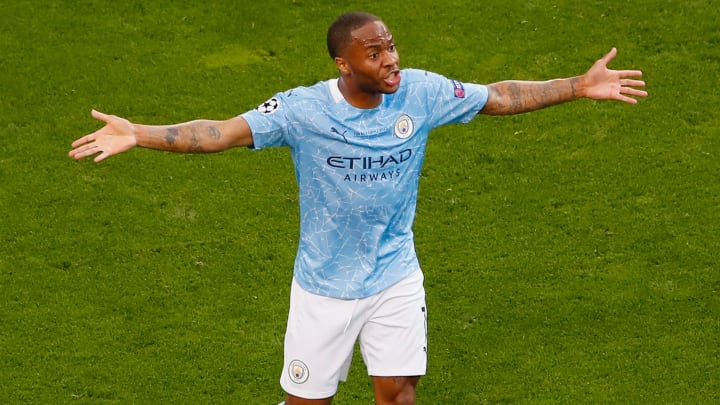 Raheem Sterling's future is up in the air