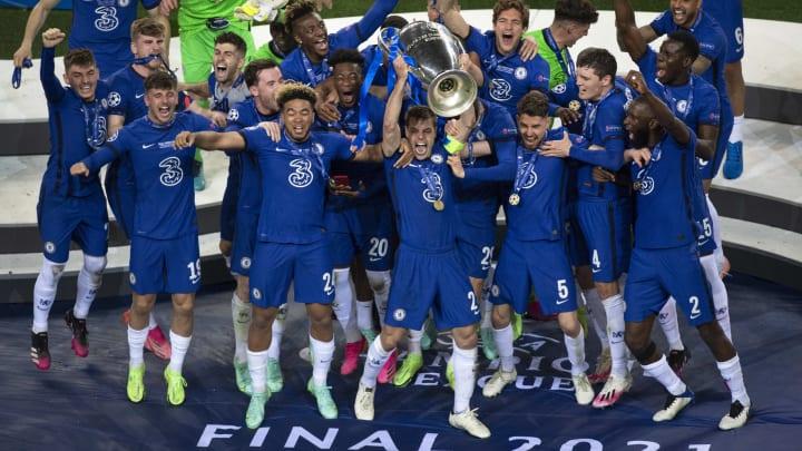 Chelsea's quest to retain the Champions League trophy begins against Zenit