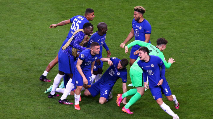Twitter Reacts As Chelsea Win The Champions League