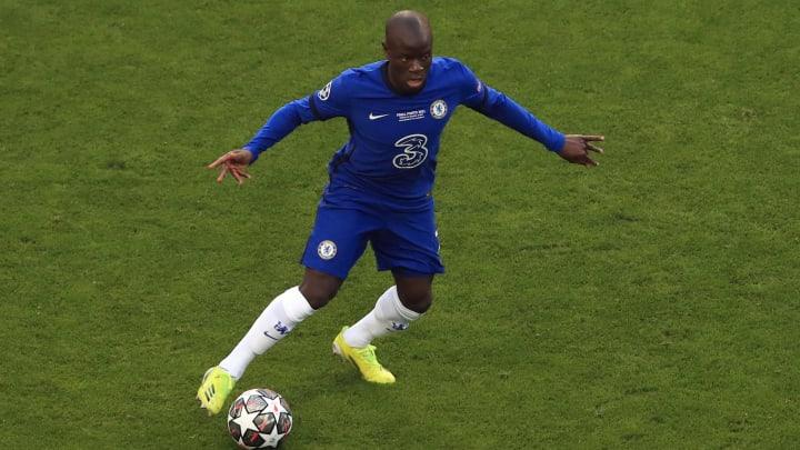 N'Golo Kanté a été l'un des artisans du succès de Chelsea en C1.