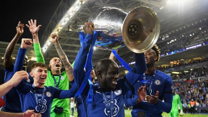 Kanté war Man of the Match