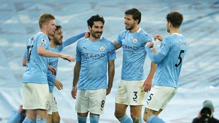 Man City dominate the 2020/21 PFA Premier League team of the year