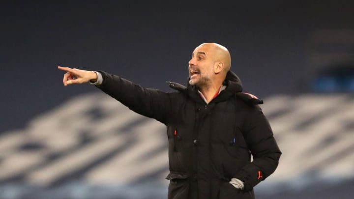 Hat die Hoffnung auf einen Verbleib Garcias in Manchester bereits aufgegeben: Pep Guardiola