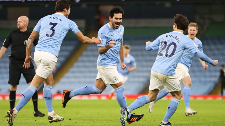 Man City are in great form