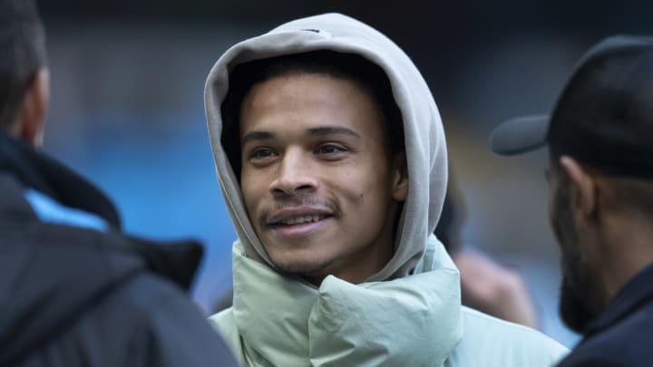 Leroy Sane hat sich offenbar mit dem FC Bayern geeinigt