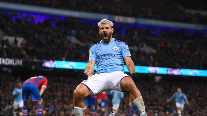 Manchester City v Crystal Palace - Premier League