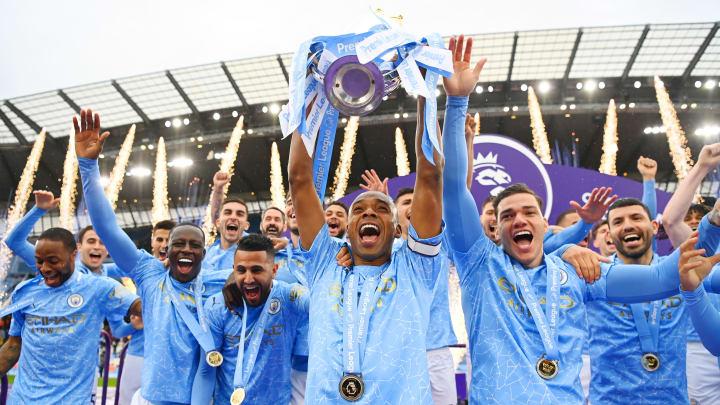 City regained the Premier League title this season