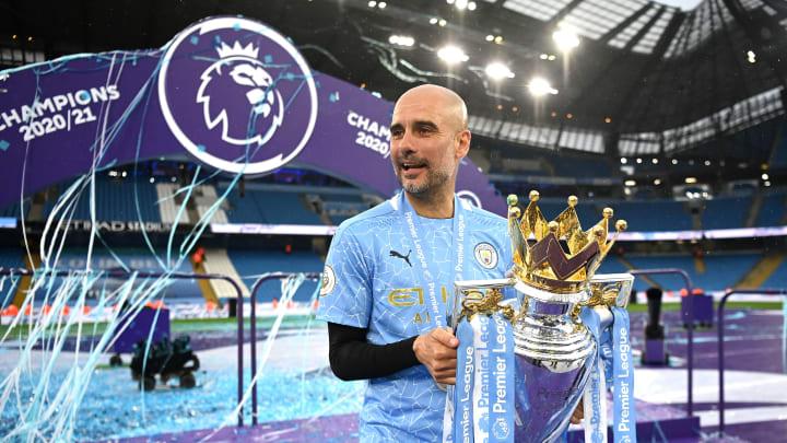 Treinador comandou o Manchester City na conquista do título inglês