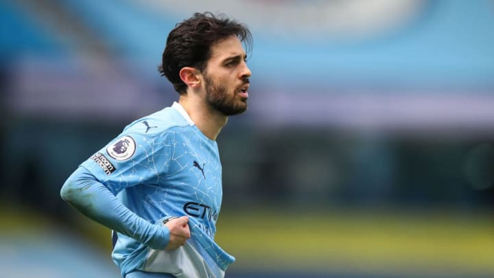 Bernardo Silva Manchester City Mônaco Champions League