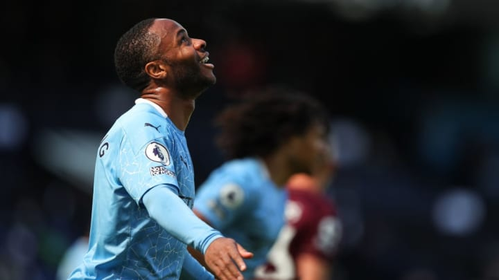 Raheem Sterling Liverpool Manchester City Champions League