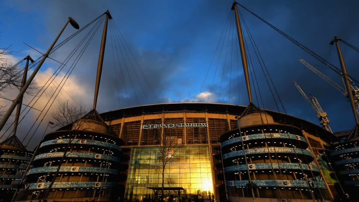 Manchester City were pressured to withdraw from the Super League  for political reasons