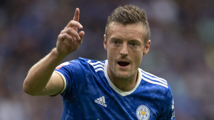 Vardy will fancy his chances against Norwich