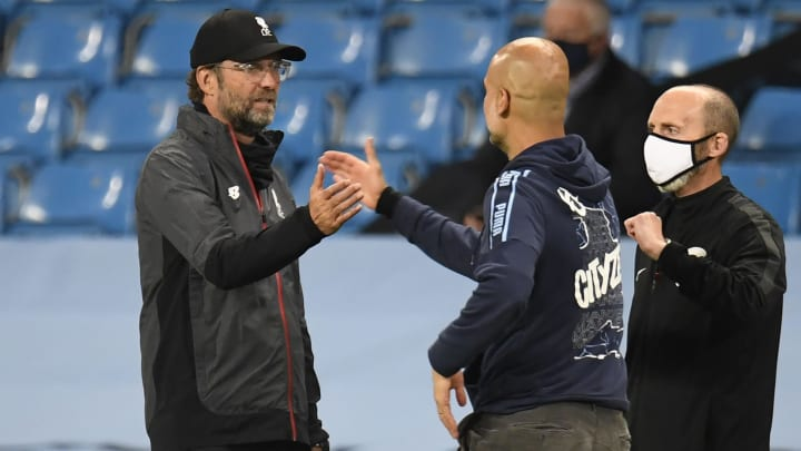 Jurgen Klopp & Pep Guardiola will butt heads again