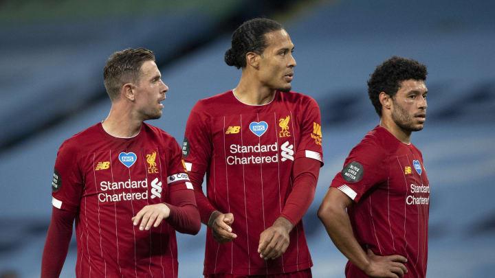 Virgil Van Dijk, Alex Oxlade-chamberlain, Jordan Henderson - Soccer Player