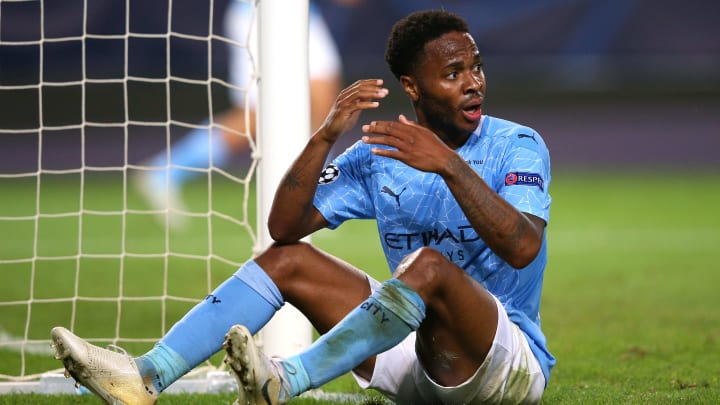 Raheem Sterling had chance to equalise late on, but missed an open goal